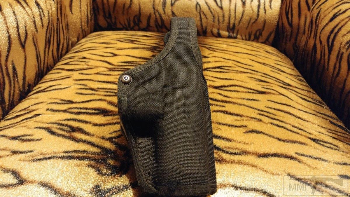 17289 - Поясная кобура Bianchi (Glock, Форт-17) нейлон.