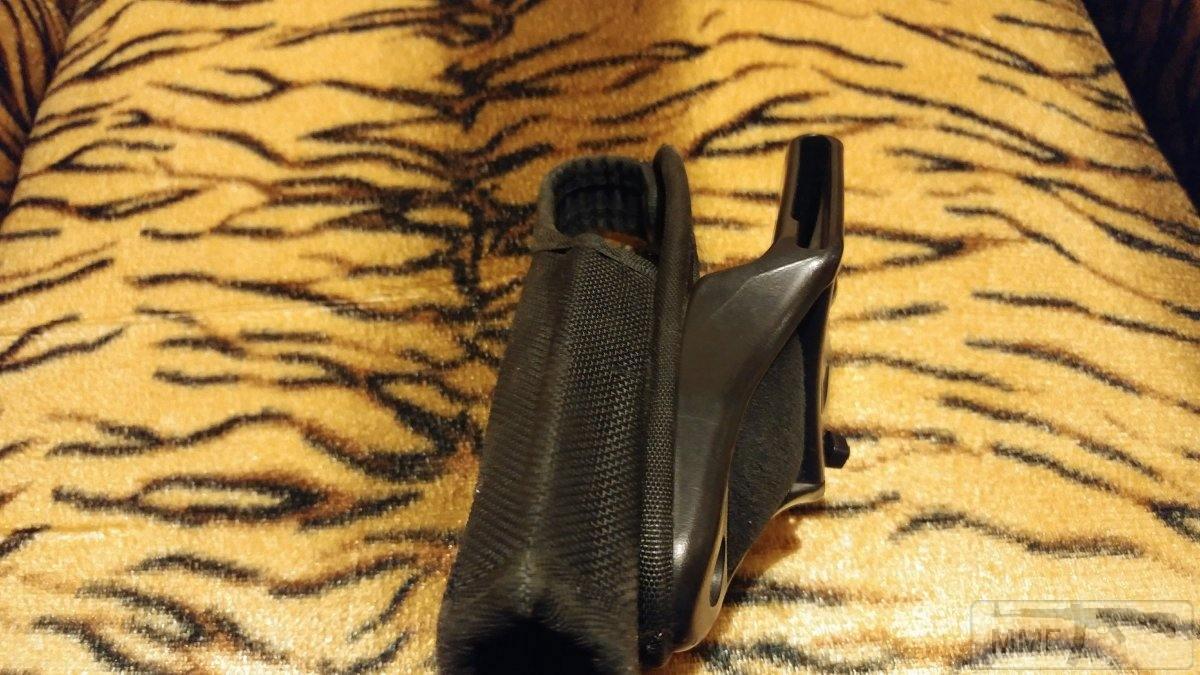 17293 - Поясная кобура Bianchi (Glock, Форт-17) нейлон.