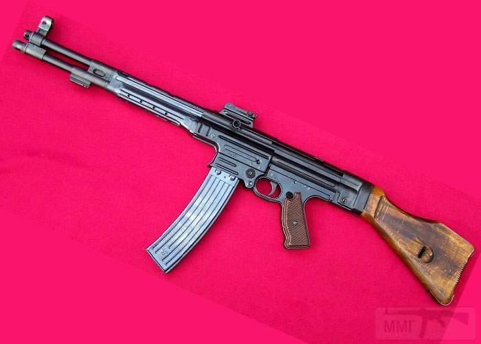 1730 - Sturmgewehr Haenel / Schmeisser MP 43MP 44 Stg.44 - прототипы, конструкция история
