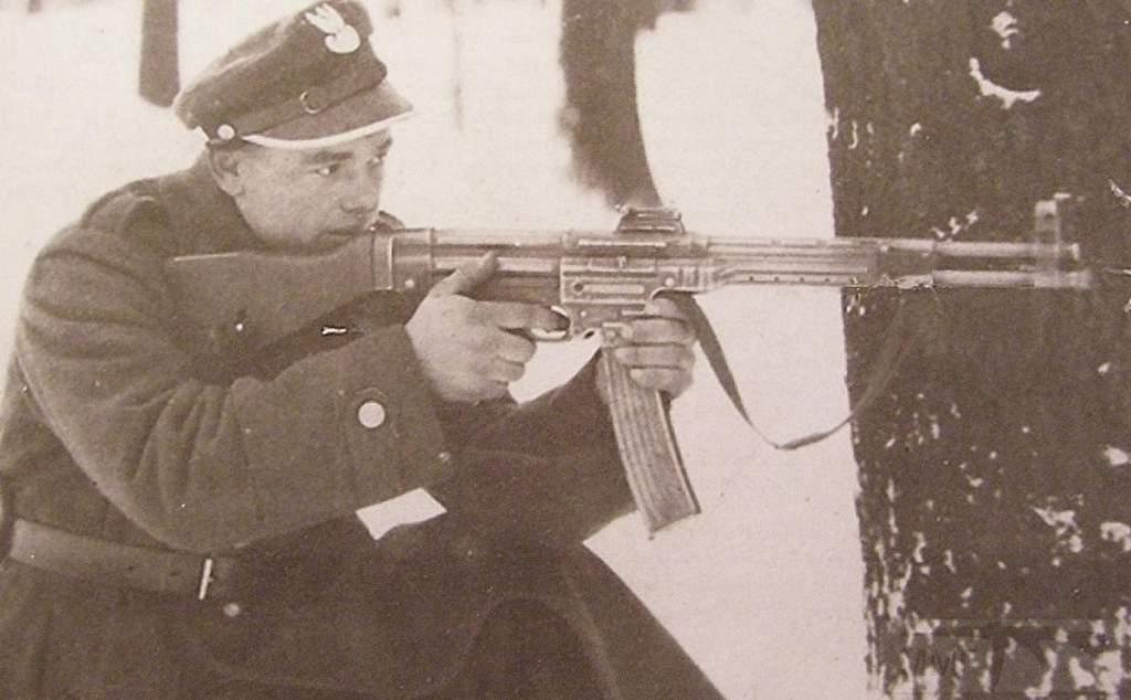 1731 - Sturmgewehr Haenel / Schmeisser MP 43MP 44 Stg.44 - прототипы, конструкция история