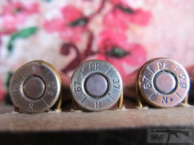 17382 - Моя колекція ММГ патронів і їх маркування