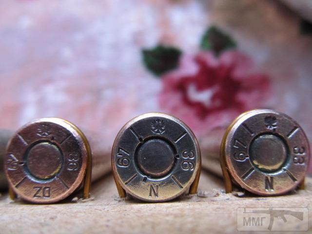 17386 - Моя колекція ММГ патронів і їх маркування