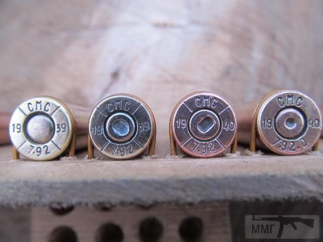 17389 - Моя колекція ММГ патронів і їх маркування