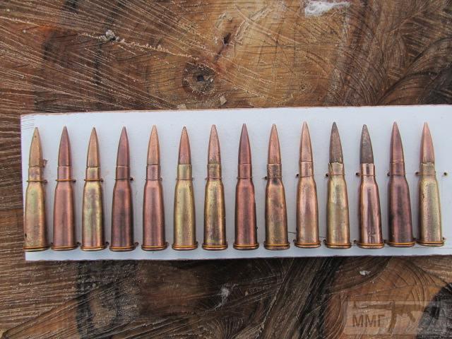 17392 - Моя колекція ММГ патронів і їх маркування