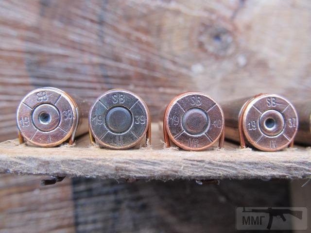 17403 - Моя колекція ММГ патронів і їх маркування