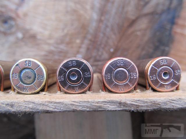 17405 - Моя колекція ММГ патронів і їх маркування