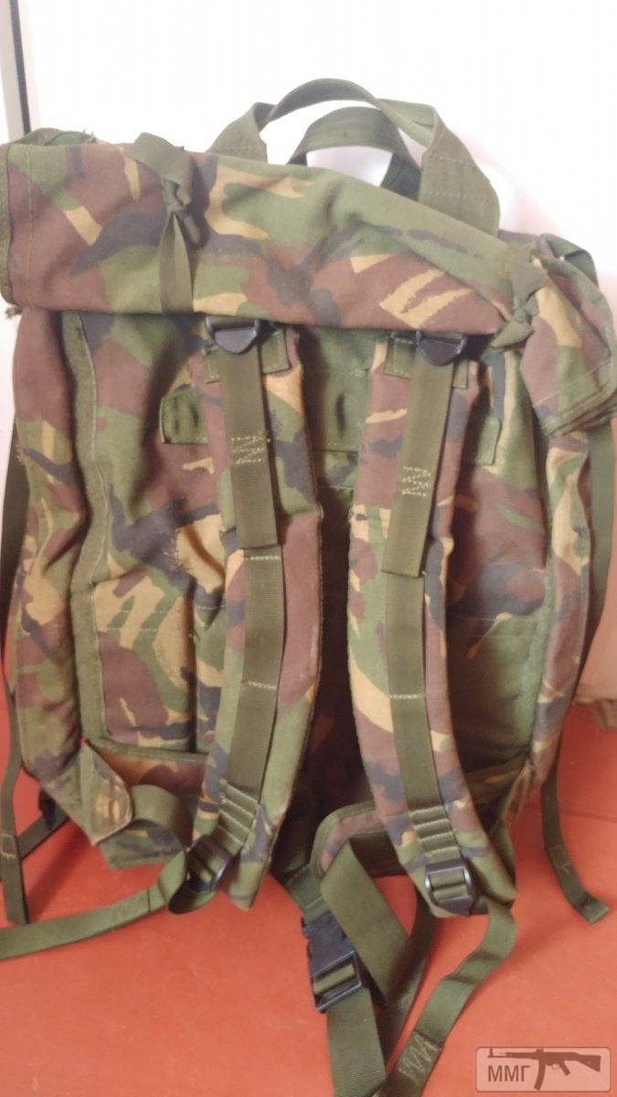 17439 - Инженерный рюкзак Берген DPM.