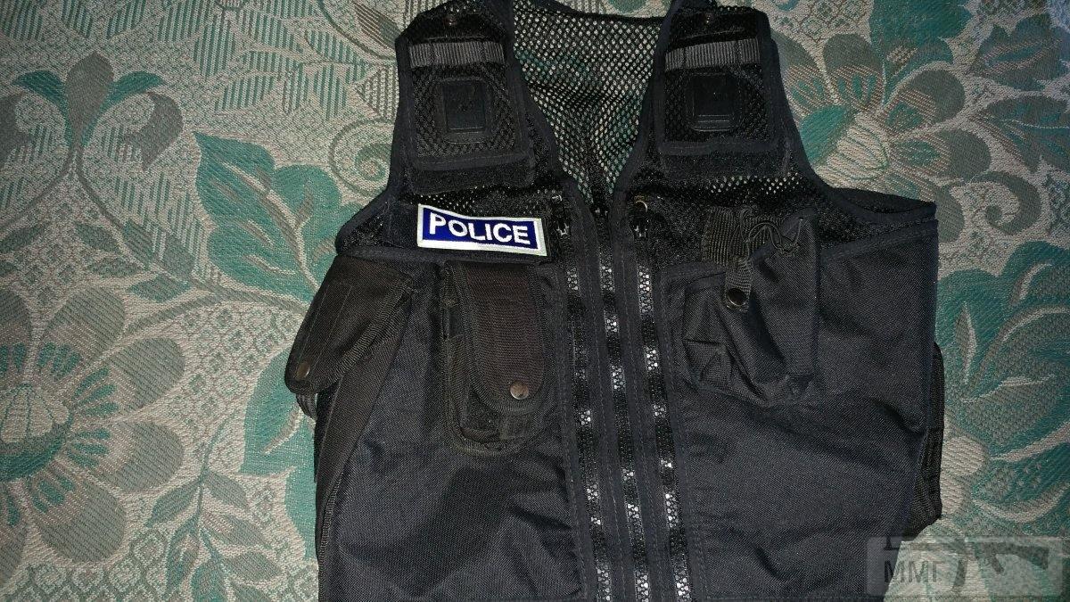 17461 - Жилет чёрный Policе