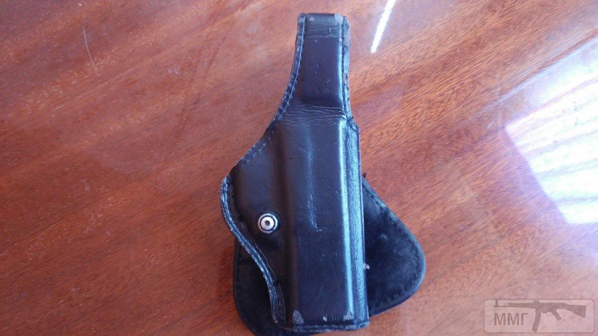 17467 - Поясная кобура Safariland (Glock, Форт-17) кожа. USA, оригинал.