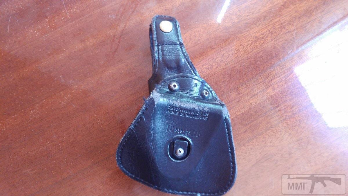 17468 - Поясная кобура Safariland (Glock, Форт-17) кожа. USA, оригинал.