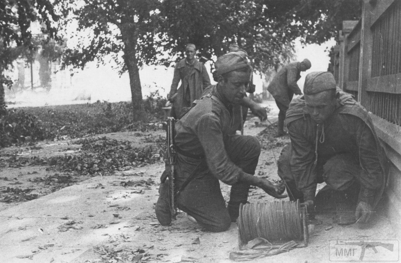 17495 - Военное фото 1941-1945 г.г. Восточный фронт.