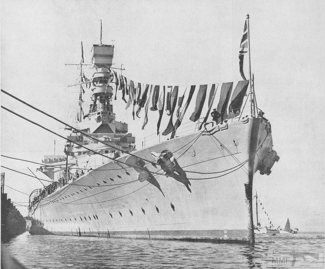 17503 - Броненосцы, дредноуты, линкоры и крейсера Британии