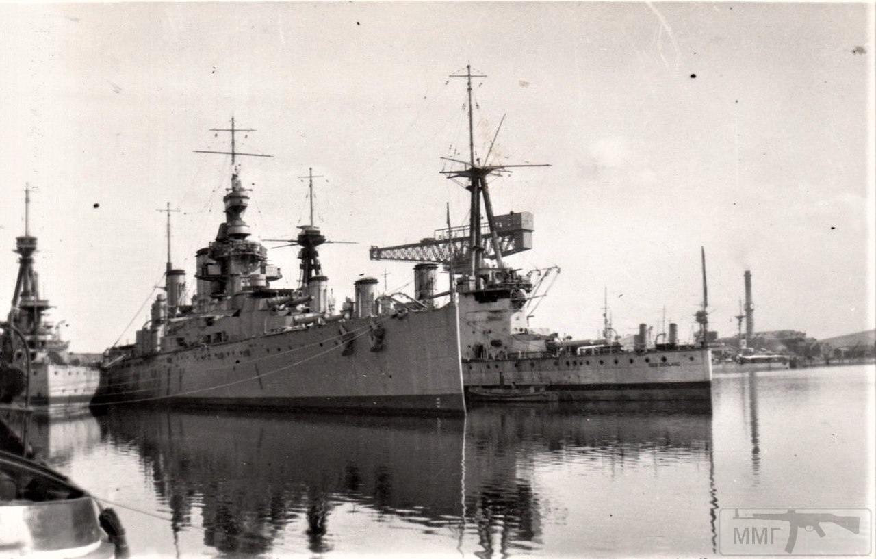 17551 - Броненосцы, дредноуты, линкоры и крейсера Британии