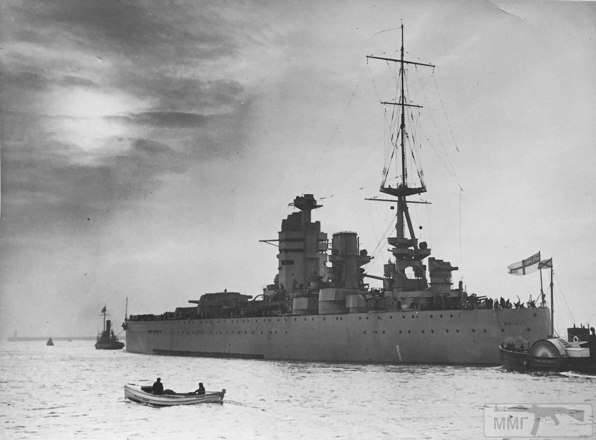 17552 - Броненосцы, дредноуты, линкоры и крейсера Британии