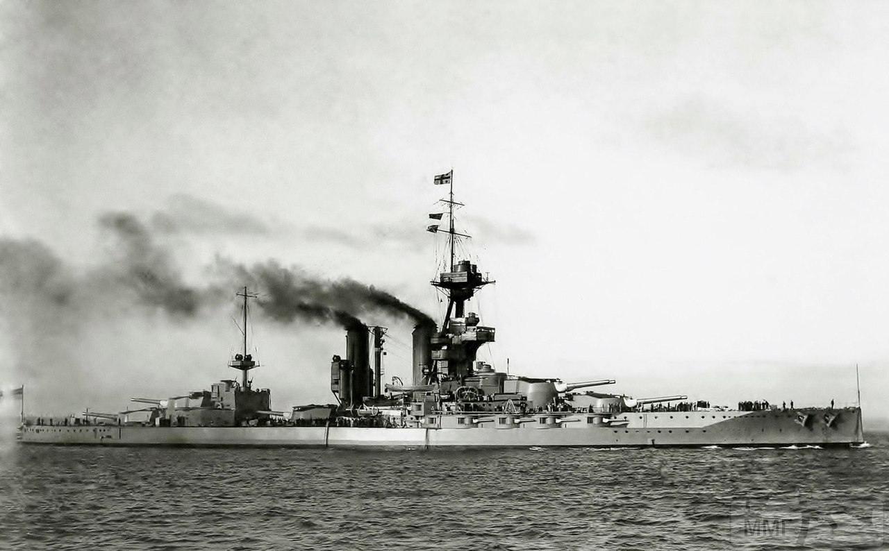 17553 - Броненосцы, дредноуты, линкоры и крейсера Британии