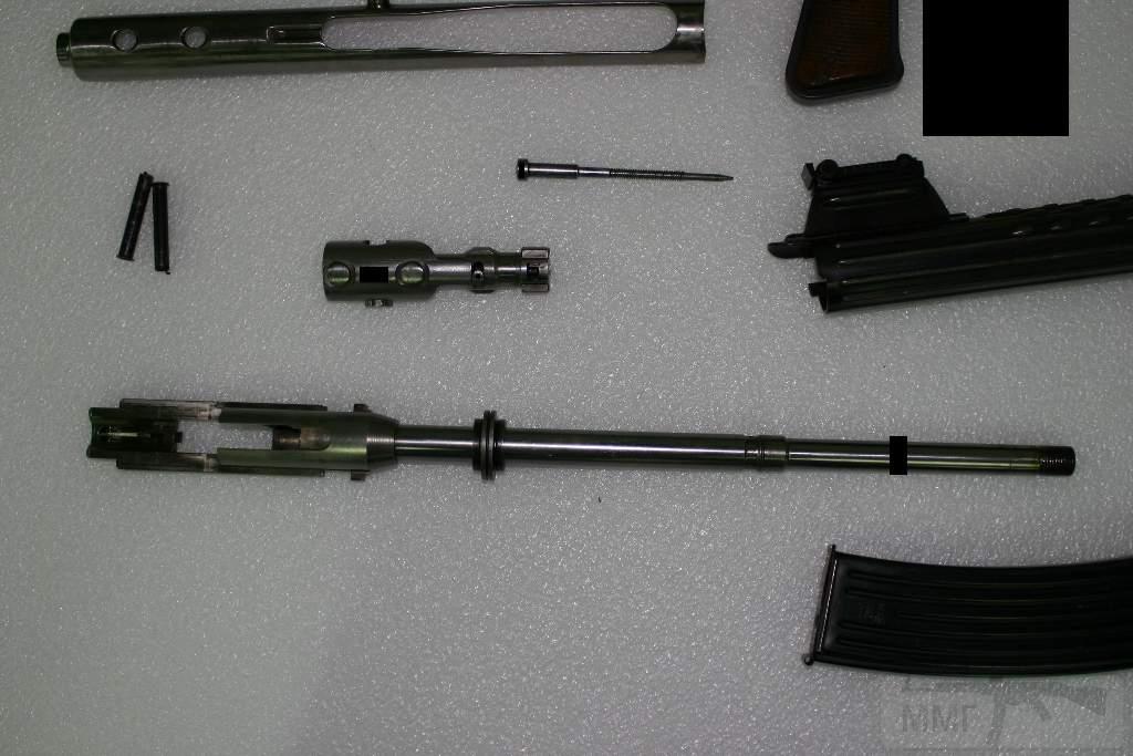 1759 - Sturmgewehr Haenel / Schmeisser MP 43MP 44 Stg.44 - прототипы, конструкция история
