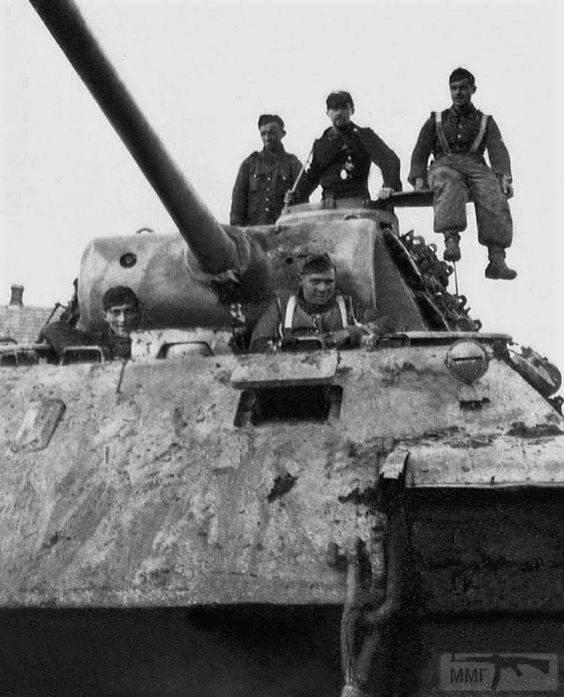 17640 - Великие и не очень танкисты Германии