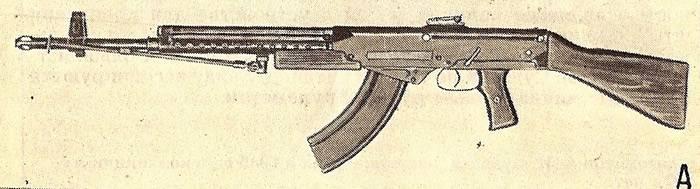 17652 - Автомат Судаева.