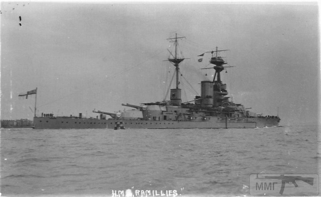 17717 - Броненосцы, дредноуты, линкоры и крейсера Британии