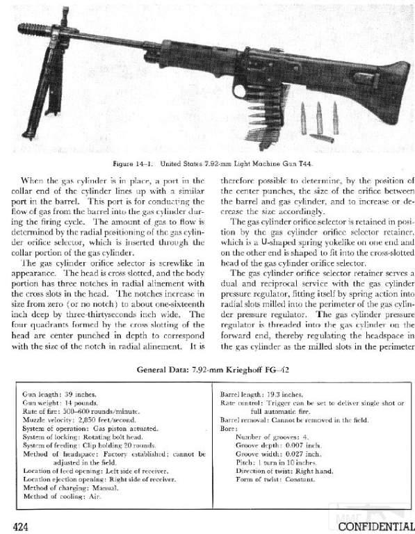 1772 - Fallschirmjägergewehr 42