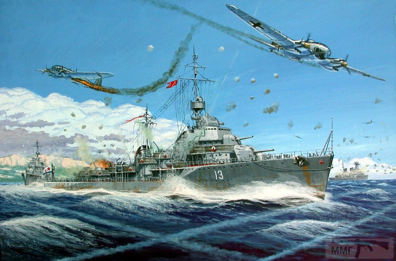 17745 - ЧФ СССР во Второй мировой