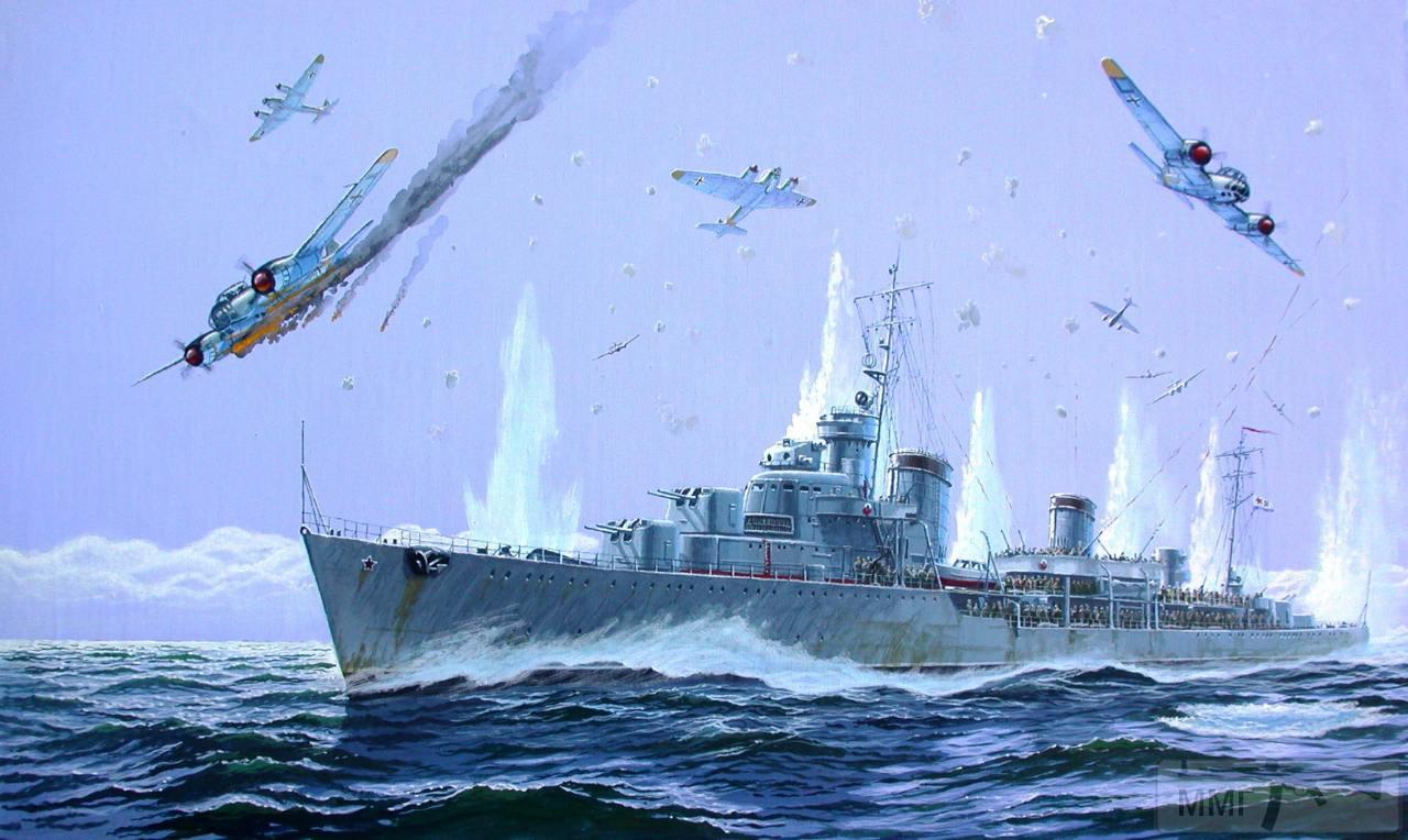 17746 - ЧФ СССР во Второй мировой
