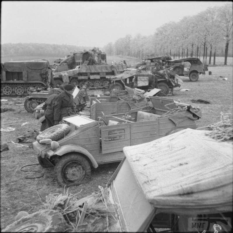 17785 - Грузовые и спец.автомобили Третьего рейха