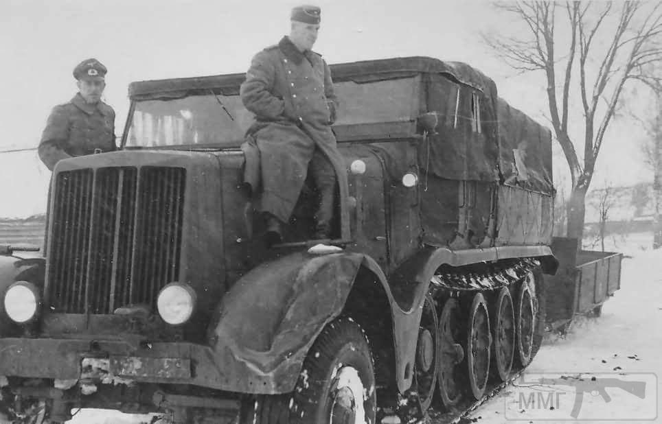 17786 - Грузовые и спец.автомобили Третьего рейха