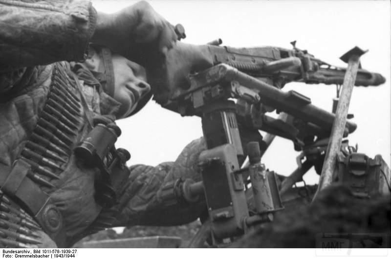 1780 - MG-42 Hitlersäge (Пила Гитлера) - история, послевоенные модификации, клейма...