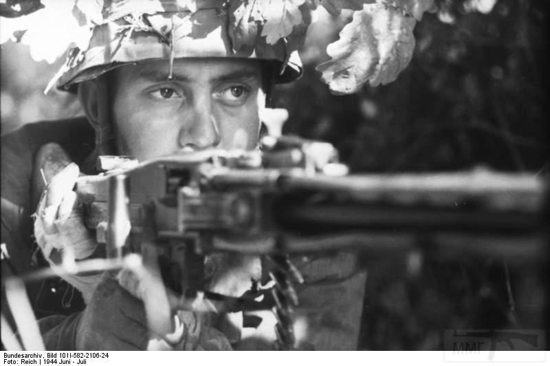 1781 - MG-42 Hitlersäge (Пила Гитлера) - история, послевоенные модификации, клейма...