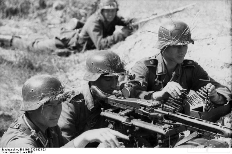 1783 - MG-42 Hitlersäge (Пила Гитлера) - история, послевоенные модификации, клейма...