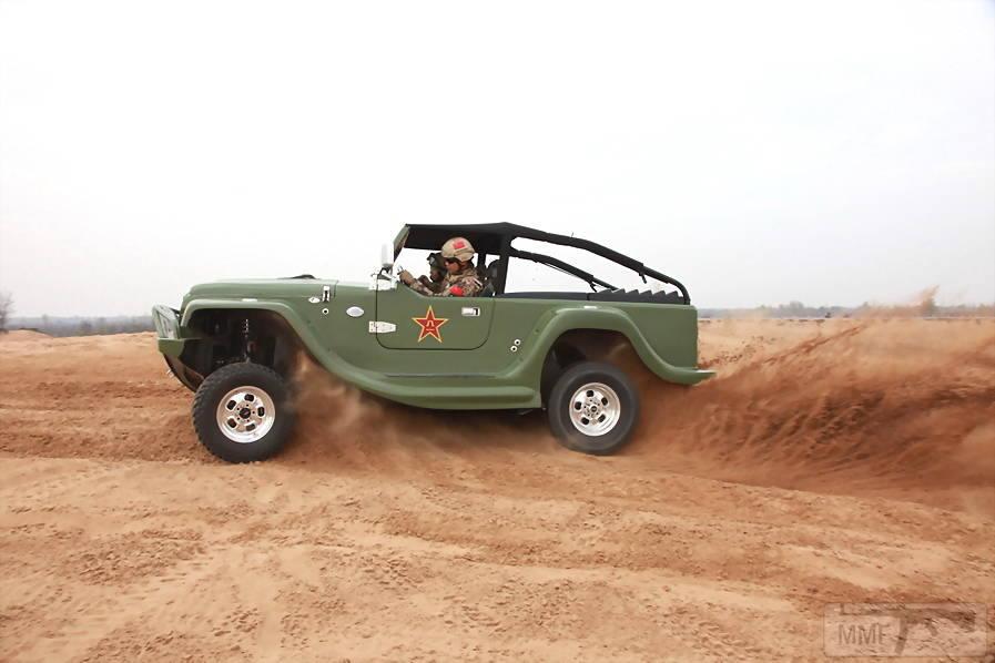 17861 - Современные автомобили-амфибии