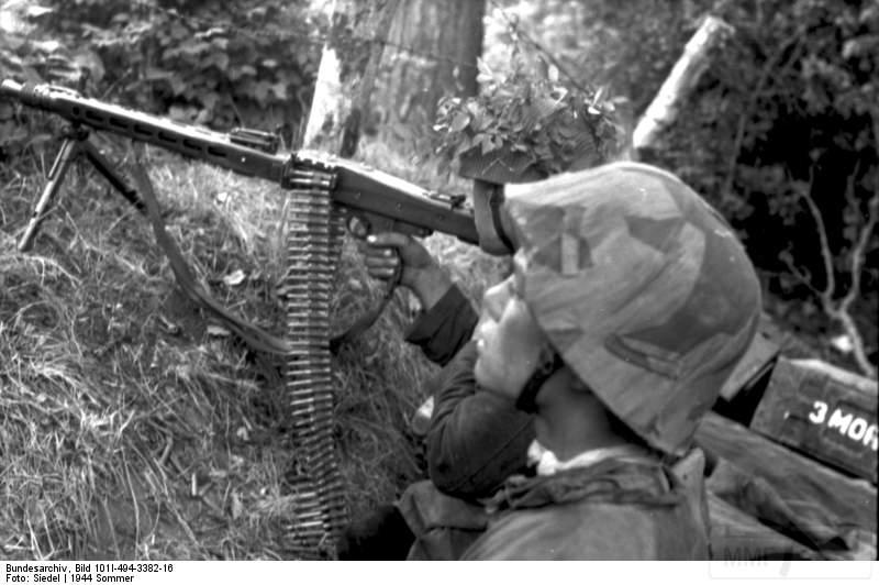 1787 - MG-42 Hitlersäge (Пила Гитлера) - история, послевоенные модификации, клейма...