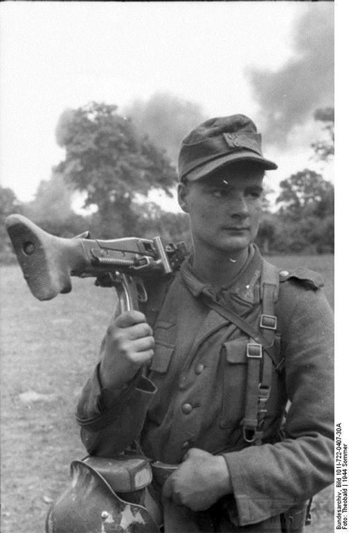1788 - MG-42 Hitlersäge (Пила Гитлера) - история, послевоенные модификации, клейма...