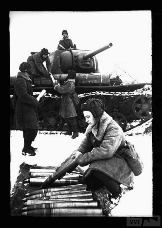 17916 - Военное фото 1941-1945 г.г. Восточный фронт.