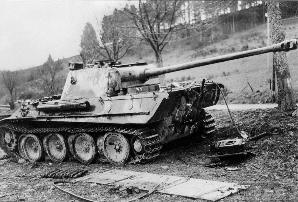 17922 - Achtung Panzer!