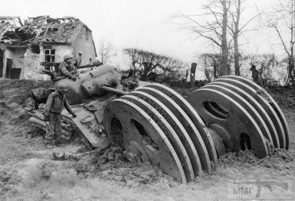 17925 - Военное фото 1939-1945 г.г. Западный фронт и Африка.