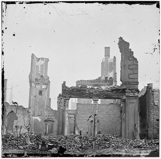 17940 - Гражданская война в США