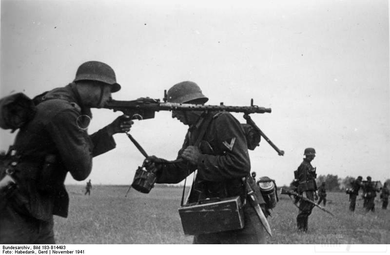 1795 - Все о пулемете MG-34 - история, модификации, клейма и т.д.