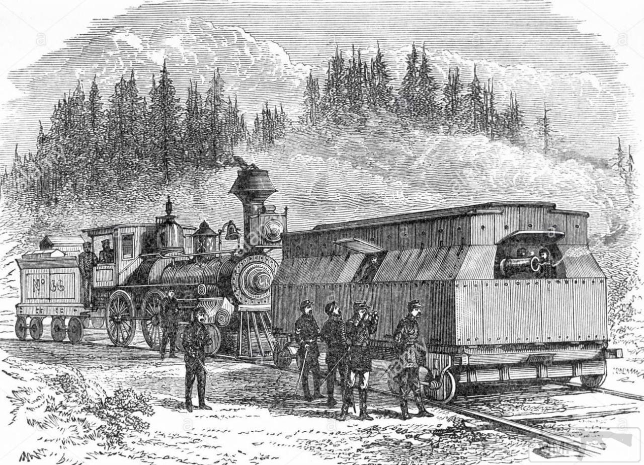 17958 - Бронепоезда