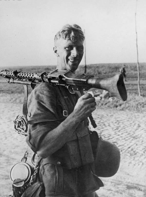 1796 - Все о пулемете MG-34 - история, модификации, клейма и т.д.