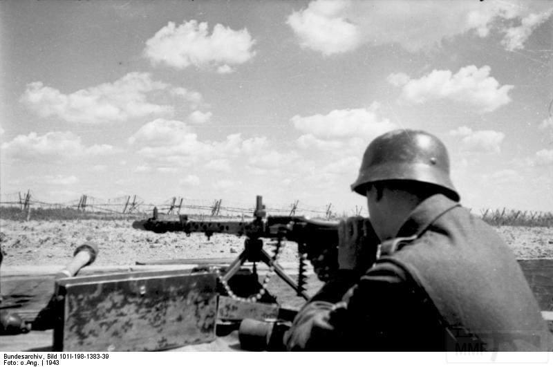 1797 - Все о пулемете MG-34 - история, модификации, клейма и т.д.