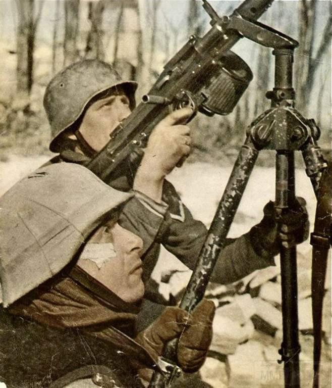 1800 - Все о пулемете MG-34 - история, модификации, клейма и т.д.