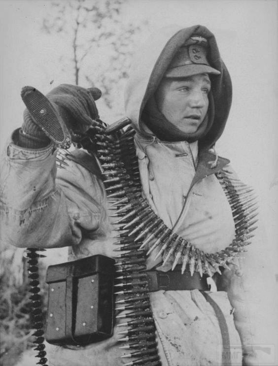 1801 - Все о пулемете MG-34 - история, модификации, клейма и т.д.