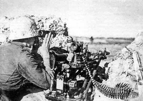 1804 - Все о пулемете MG-34 - история, модификации, клейма и т.д.