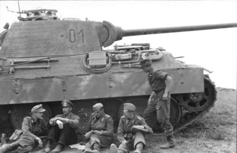 1809 - Achtung Panzer!