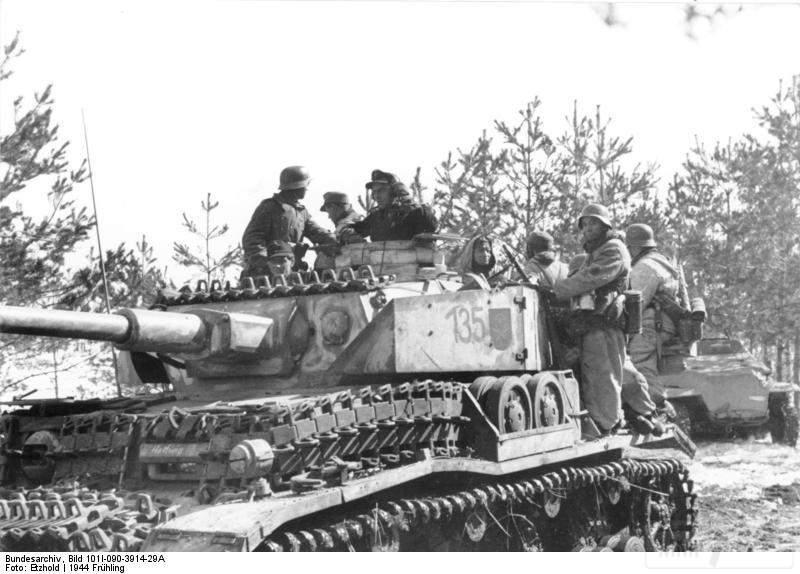 1812 - Achtung Panzer!
