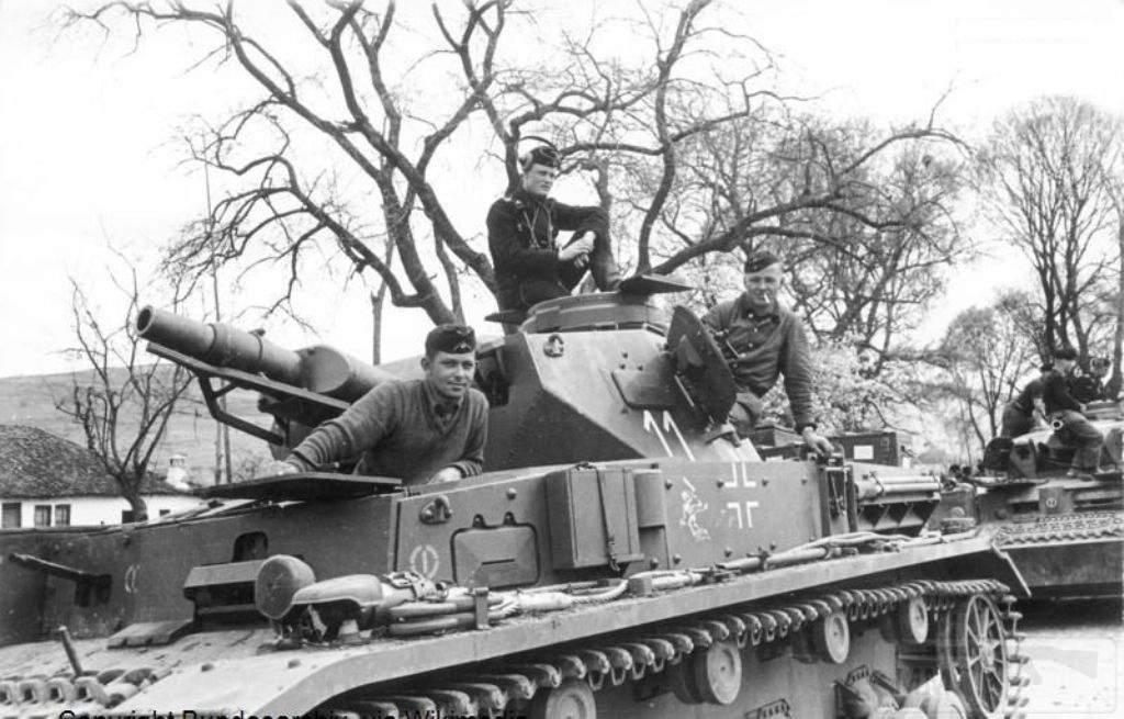 1813 - Achtung Panzer!