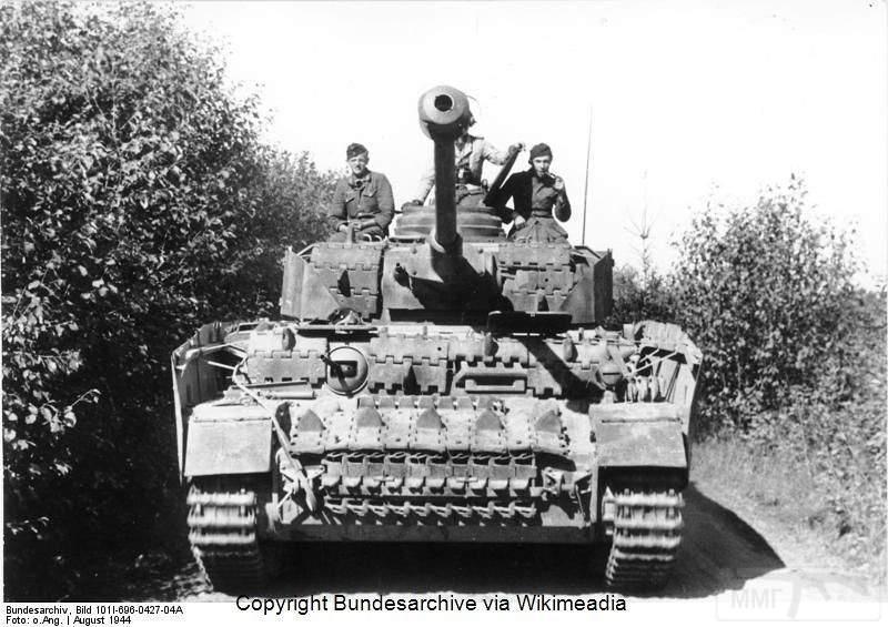 1814 - Achtung Panzer!