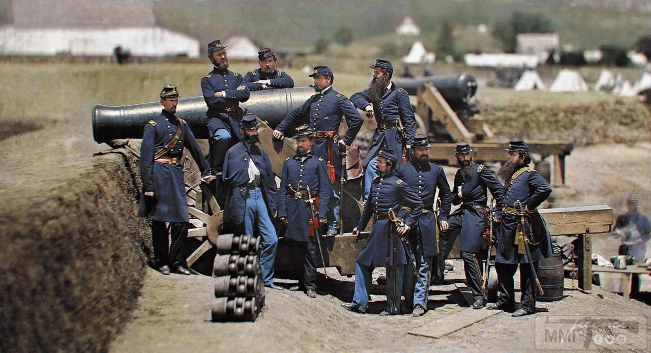 18149 - Гражданская война в США